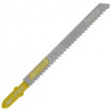 Пилка для электролобзика Энкор, 74 мм, мягкая древесина, фанера, Т101 BR, HCS, 27014