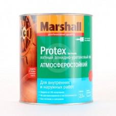 Лак яхтный Marshall Protex глянец 2,5 л