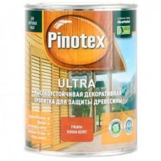 Пропитка Pinotex Ultra, № 23 рябина, 1 л