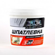 Шпатлевка масляно-клеевая Престиж 1,5 кг