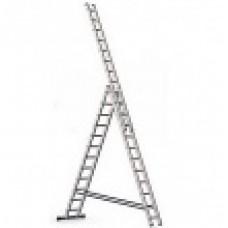 Лестница АЛЮМЕТ 3х12 алюминиевая 5312