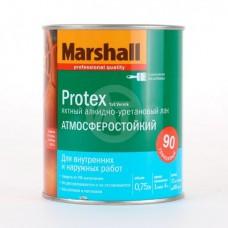 Лак яхтный Marshall Protex глянец 0,75 л
