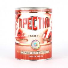Краска масляная Престиж МА 15 Железный сурик 0,9 кг