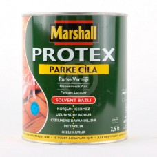 Лак паркетный Marshall Protex глянец 2,5 л