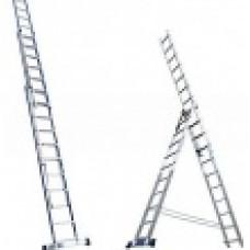 Лестница АЛЮМЕТ 3х11 алюминиевая 5311